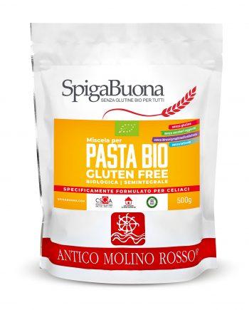 mix pasta bio senza glutine