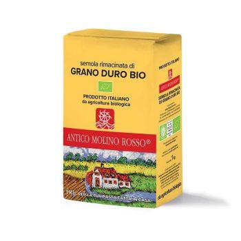 semola rimacinata grano duro 1kg