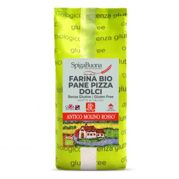 FARINA PANE PIZZA DOLCI GLUTEN FREE