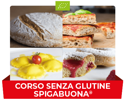 Corso Senza Glutine SpigaBuona®